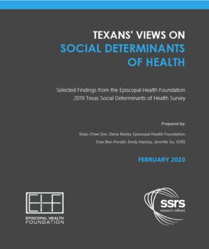 NEW Poll: Majority of Texans say having good medical care is not enough to live a healthy life
