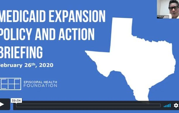 Watch Now: Health Policy and Advocacy Briefing on Medicaid Expansion