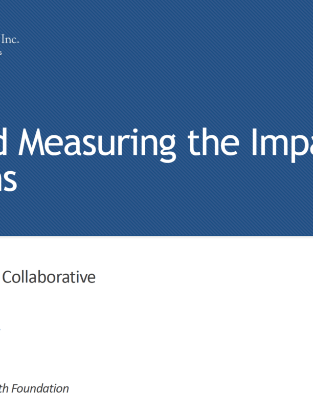 Tracking and Measuring the Impact of SDOH Interventions